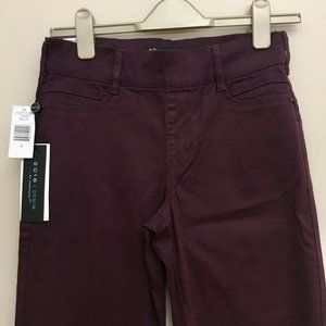 NWT 2016 Denim by Parasuco Pull-On Pant